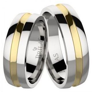Obrázek z Snubní prsteny - Talent