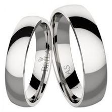 Obrázek Snubní prsteny - Marinela Steel