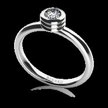 Obrázek Zásnubní prsten C55