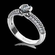 Obrázek Zásnubní prsten C49