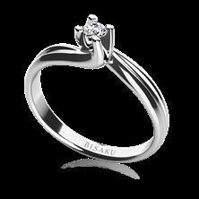 Obrázek Zásnubní prsten C52