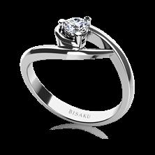Obrázek Zásnubní prsten C42