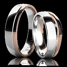 Obrázek Snubní prsteny 14916
