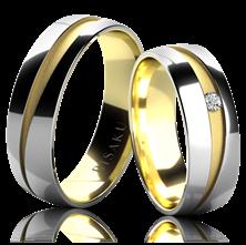 Obrázek Snubní prsteny 4686/2