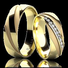 Obrázek Snubní prsteny 4674