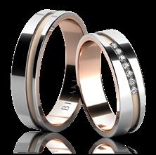 Obrázek Snubní prsteny 4670