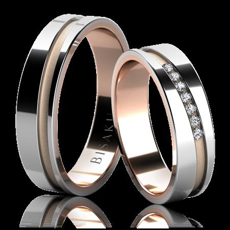 Obrázek z Snubní prsteny 4670