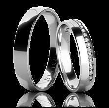 Obrázek Snubní prsteny 4583