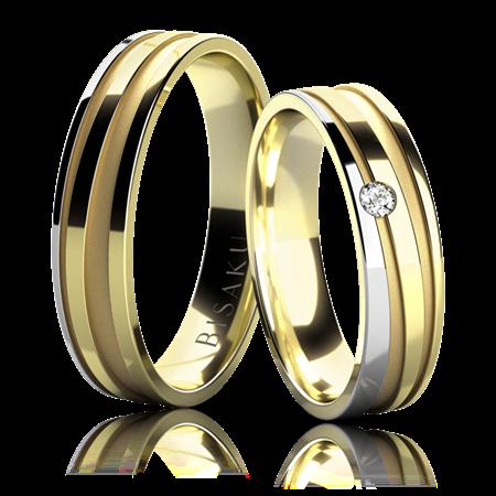 Obrázek z Snubní prsteny 4690