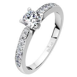 Obrázek z Zásnubní prsten - Lenka White, Gold