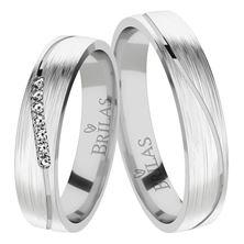 Obrázek Snubní prsteny - Afra