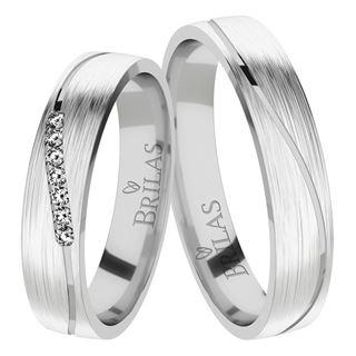 Obrázek z Snubní prsteny - Afra