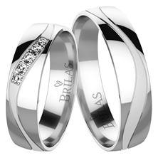 Obrázek Snubní prsteny - Artemis