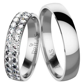 Obrázek z Snubní prsteny - Alison