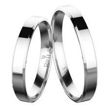 Obrázek Snubní prsteny - Jovita Silver