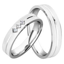 Obrázek Snubní prsteny - Liliana Silver