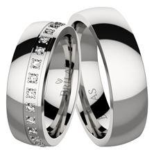 Obrázek Snubní prsteny Paradise