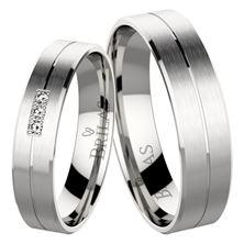 Obrázek Snubní prsteny - Felis