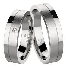 Obrázek Snubní prsteny - Finlandia