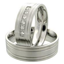Obrázek Snubní prsteny - Astra stone