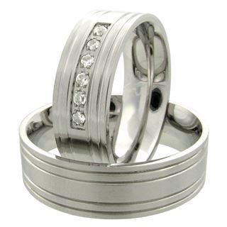 Obrázek z Snubní prsteny - Astra stone