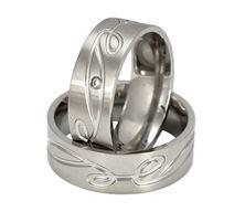 Obrázek Snubní prsteny - Albis Stone