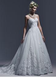 Obrázek z Svatební šaty Dawnelle