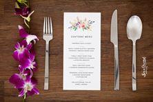 Obrázek Svatební menu - Circle