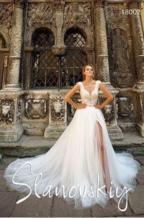 Obrázek z Svatební šaty Slanovskiy 18002
