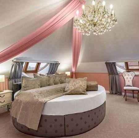 Obrázek z Hoffmeister SPA hotel - Svatební apartmá