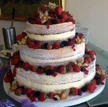Picture of Café Mozart - wedding cake