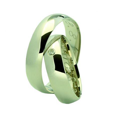 Obrázek z Snubní prsteny F0023