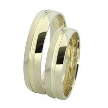 Obrázek Snubní prsteny F0080