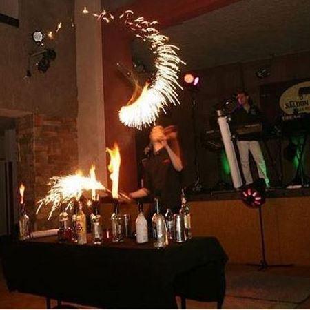 Obrázek z Barmanská fireshow