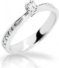 Obrázek Zásnubní prsten DF 2123