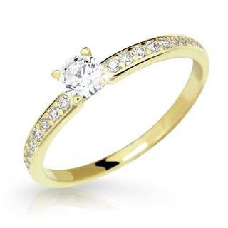 Obrázek z Zásnubní prsten DF 2523