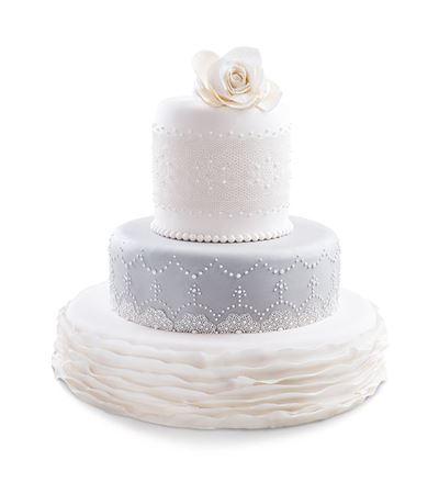 Obrázek z Svatební dort Haute Couture