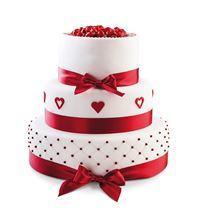 Obrázek Svatební dort Love Forever