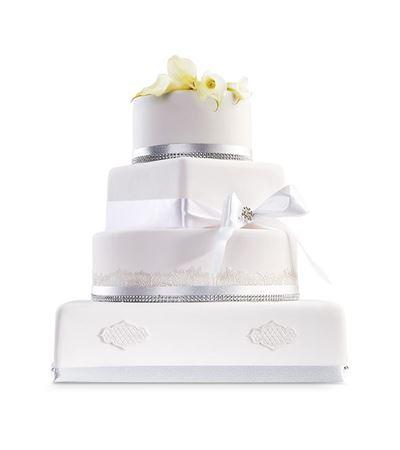 Obrázek z Svatební dort Magic Silver
