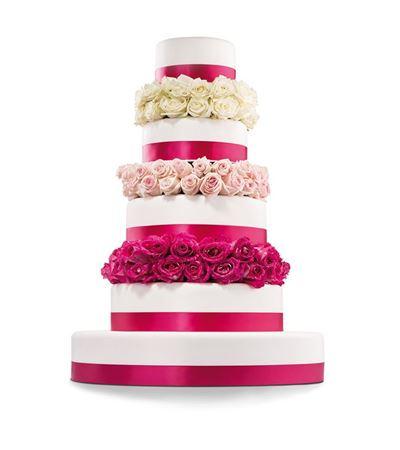 Obrázek z Svatební dort Rose Palace