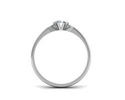 Picture of Engagement ring Etamin