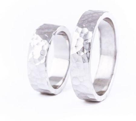 Obrázek z Snubní prsteny Eliza