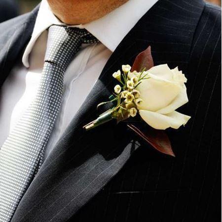 Obrázek z Korsáž pro ženicha