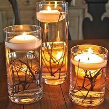 Obrázek Plovoucí svíčky