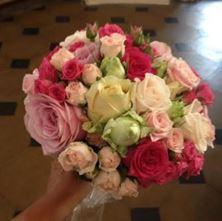 Obrázek Kytice pro nevěstu - Růže