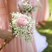 Obrázek Kytice pro družičky - Růže