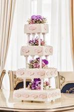 Obrázek Svatební dort Viktoria