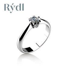 Obrázek Zásnubní prsten LOVE 048 Zlato