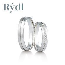Picture of Wedding rings 416/02 Palladium