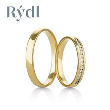 Picture of Wedding rings 417/02 Palladium